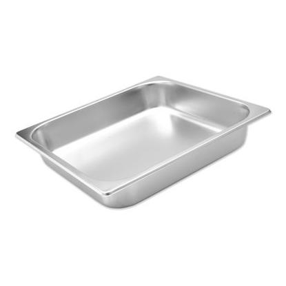 Standard Steam Pan-S/S, 2/3 Size 100mm 8723100