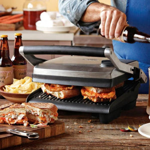 Breville The Adjusta Grill and Press