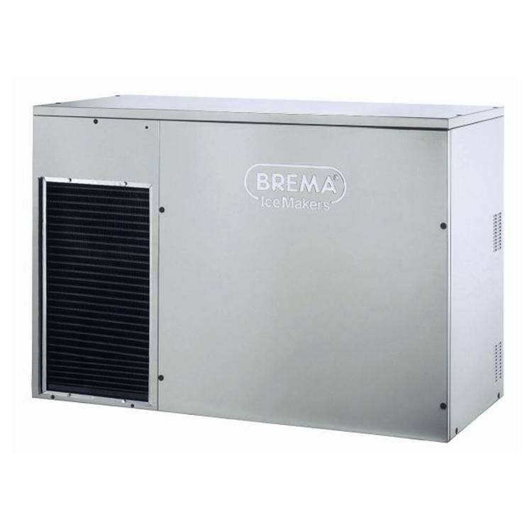 Brema C300A Ice Cube Maker 300kg Production Bin Storage