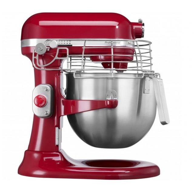 KitchenAid Commercial Stand Mixer, 7.6L, Empire Red 5KSMC895AER