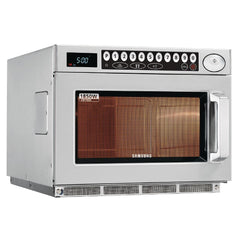 Samsung Heavy Duty 1850W Programmable Commercial Microwave CM1929 - icegroup hospitality superstore