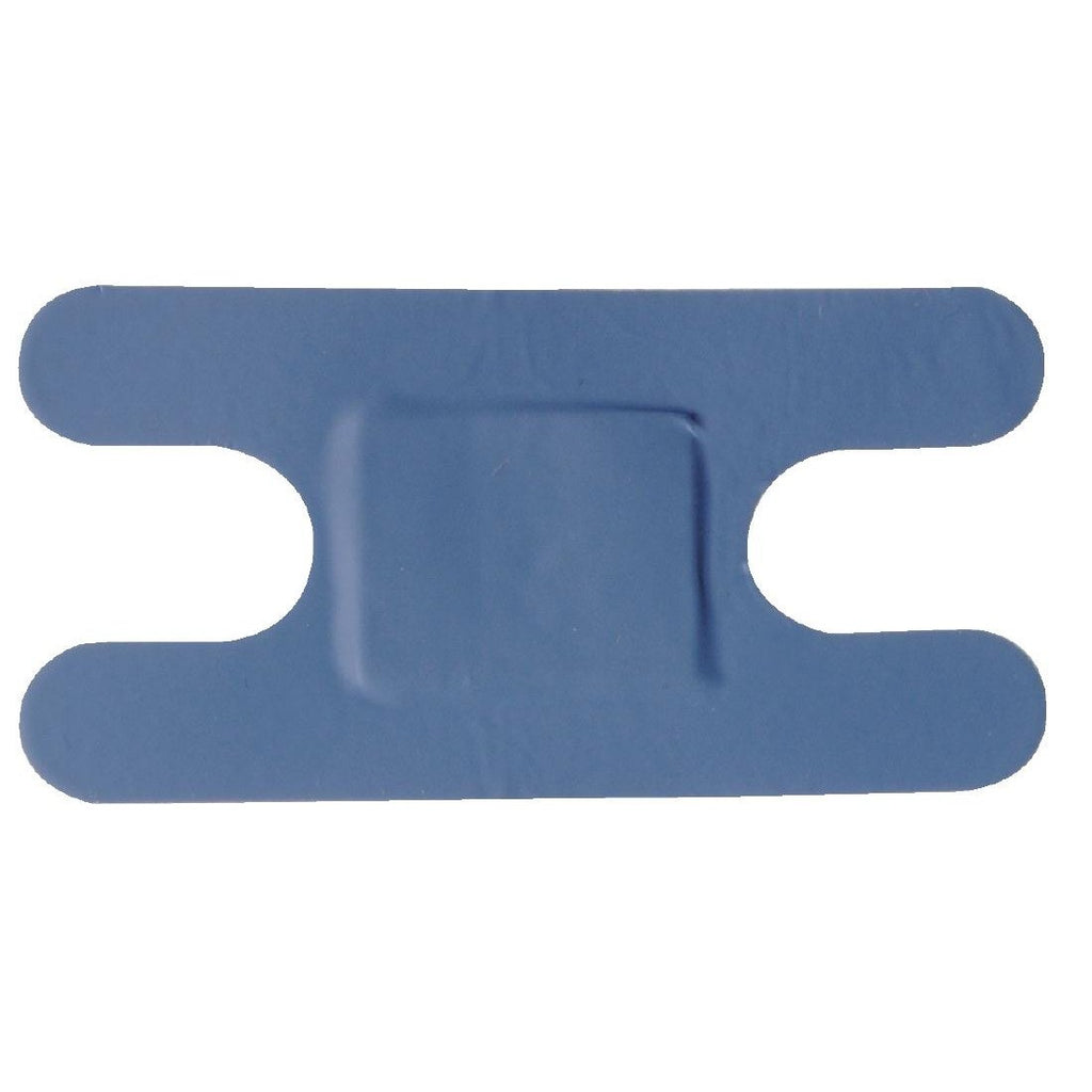 100PCE Blue Assorted Plasters