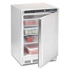 Polar Undercounter Fridge 150L Stainless Steel - icegroup hospitality superstore