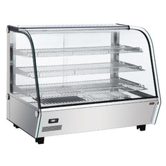 Apuro 160L Heated Food Display Merchandiser