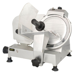 Apuro Meat Slicer 250mm - icegroup hospitality superstore