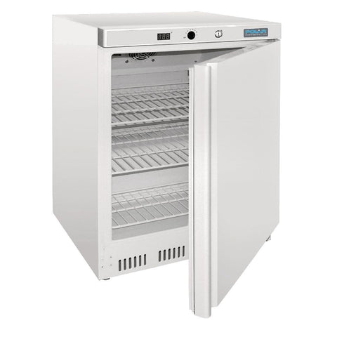 Polar Undercounter Fridge 150L White