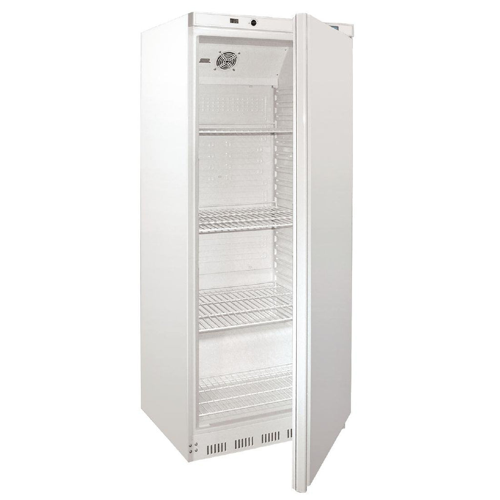Polar 600L Single Door Fridge White