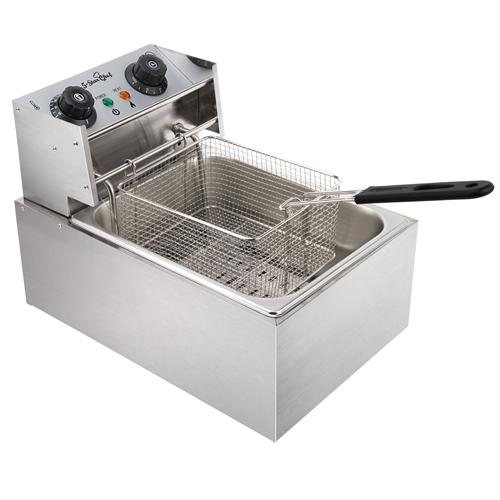 5 Star Chef Commercial Electric Single Deep Fryer
