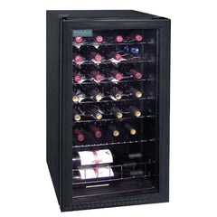 Polar Wine Cooler Fridge 28 Bottles - ICE Group