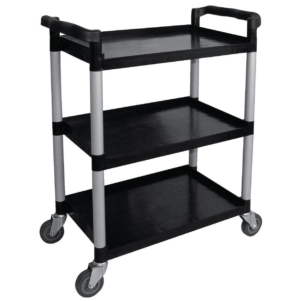 Vogue Polypropylene Mobile Trolley Small