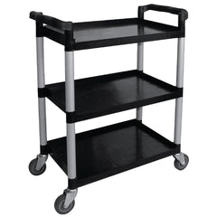 Vogue Polypropylene Mobile Trolley Small - icegroup hospitality superstore