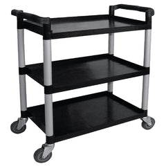 Vogue Polypropylene Mobile Trolley Large - icegroup hospitality superstore