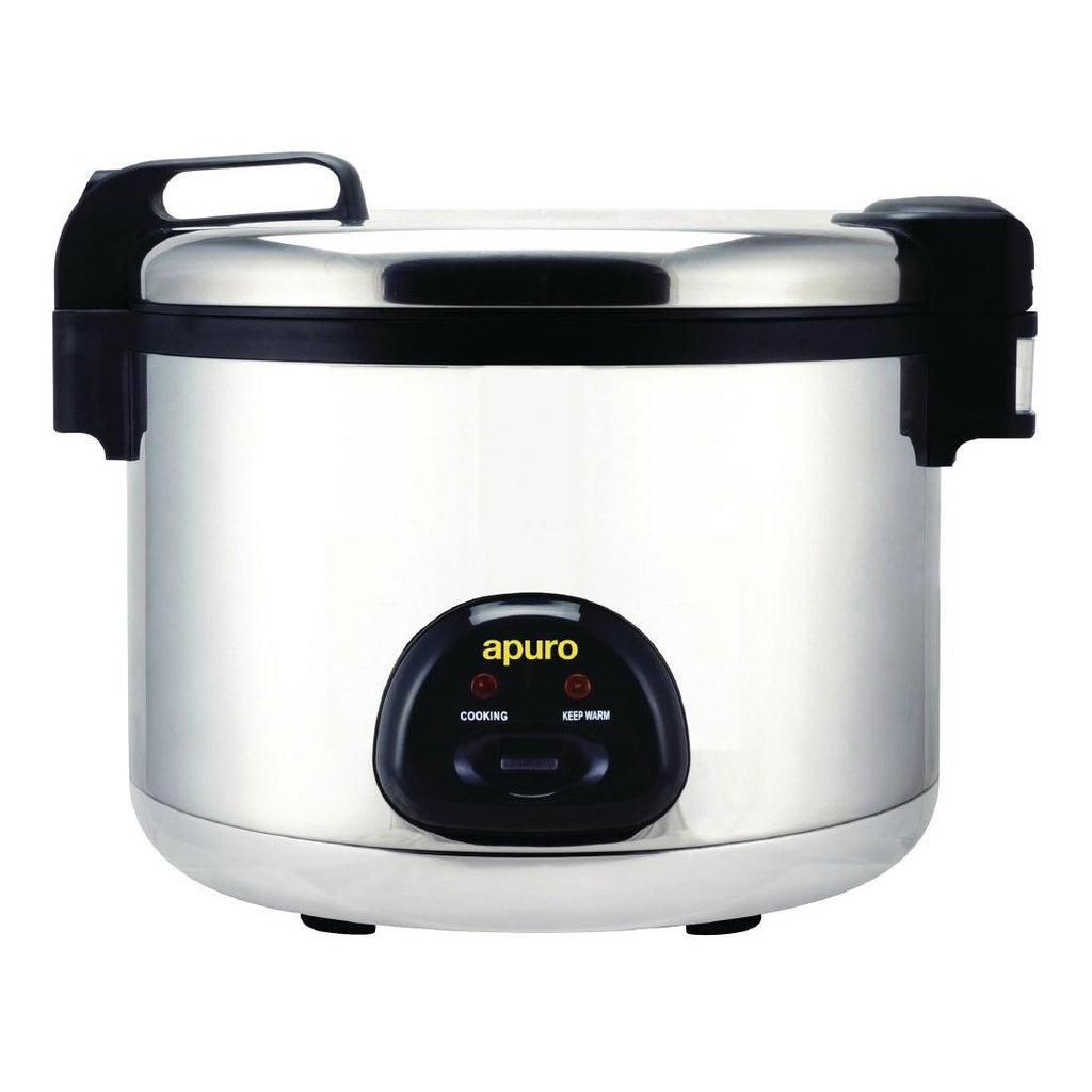 Apuro 20L Large Rice Cooker