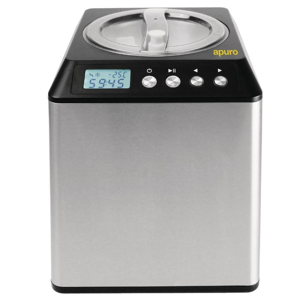 Apuro 2L Upright Ice Cream Maker