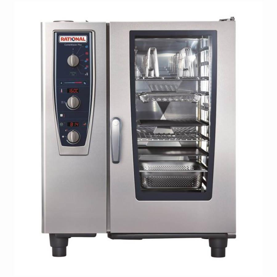 Rational CMP101 Combimaster Plus Electric 10 Tray Combi Oven