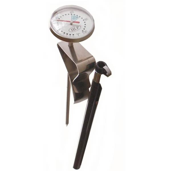 HLP Coffee Dial Thermometer with Clip Suits 500ml 1L Jug