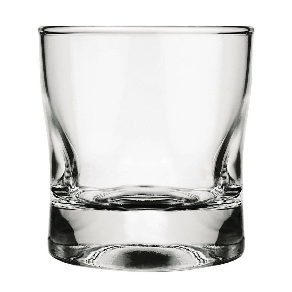 12PCE Nadir Manhattan Old Fashioned Tumblers 240ml - ICE Group