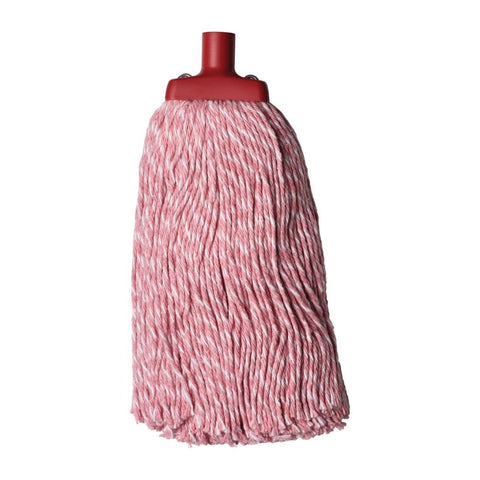 Oates Contractor Mop Head Red