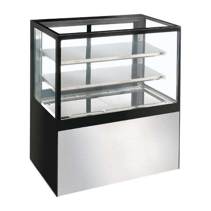 Polar 285L Refrigerated Deli Display Premium 900mm