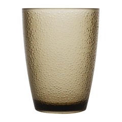 Kristallon Polycarbonate Tumbler Pebbled Tan 275ml - icegroup hospitality superstore