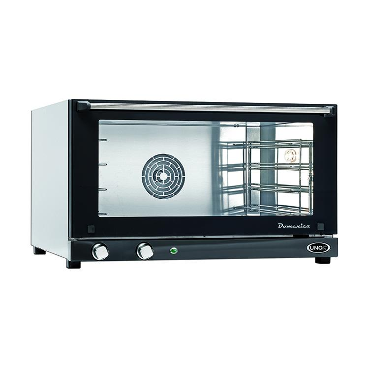 UNOX LineMicro 4 Tray Electric Oven 600x400 XF043 AS