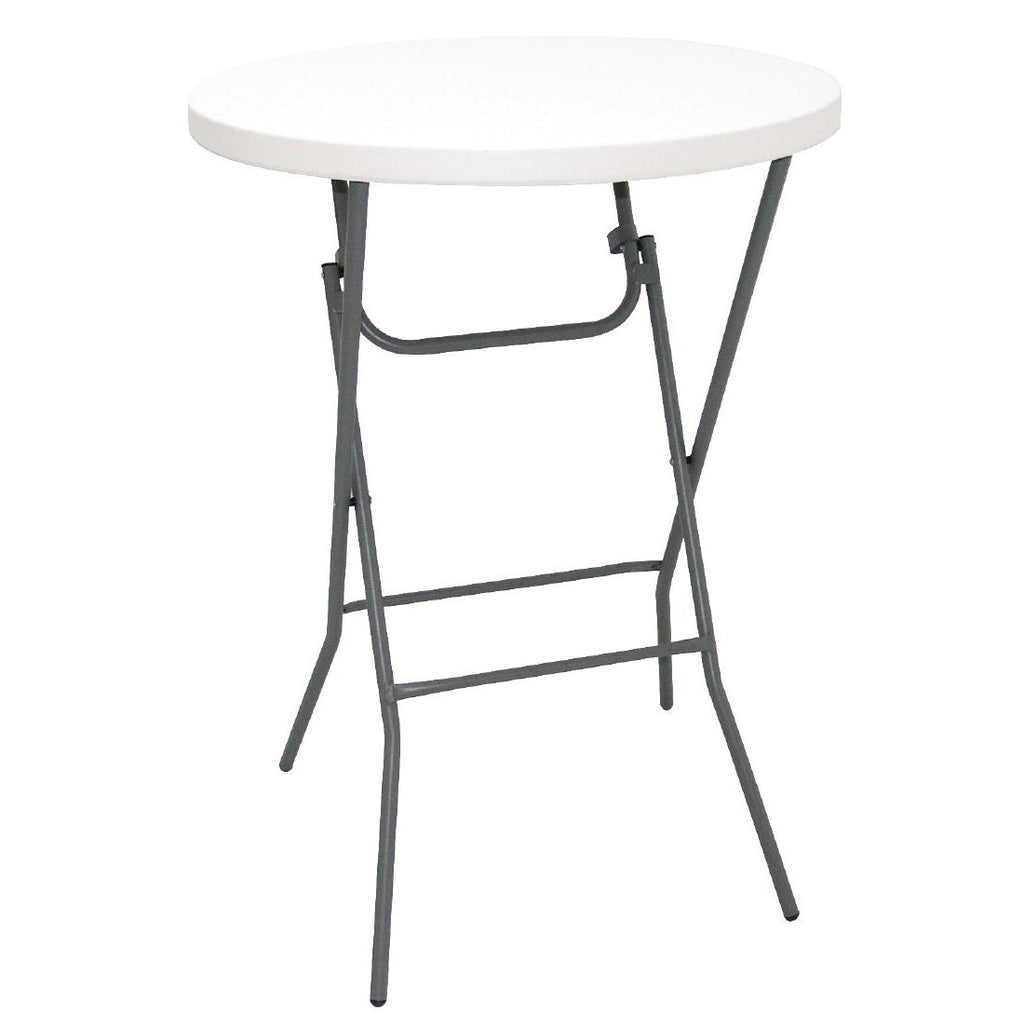 Bolero Foldaway Poseur Table - ICE Group HospitalityWarehouse