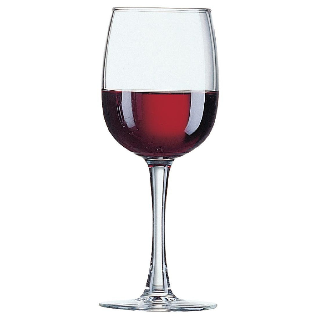 24PCE Arcoroc Elisa Wine Glasses 300ml