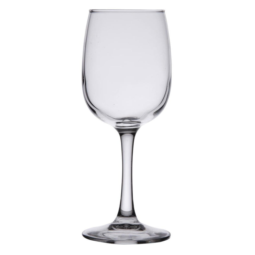 48PCE Arcoroc Elisa Wine Glasses 230ml