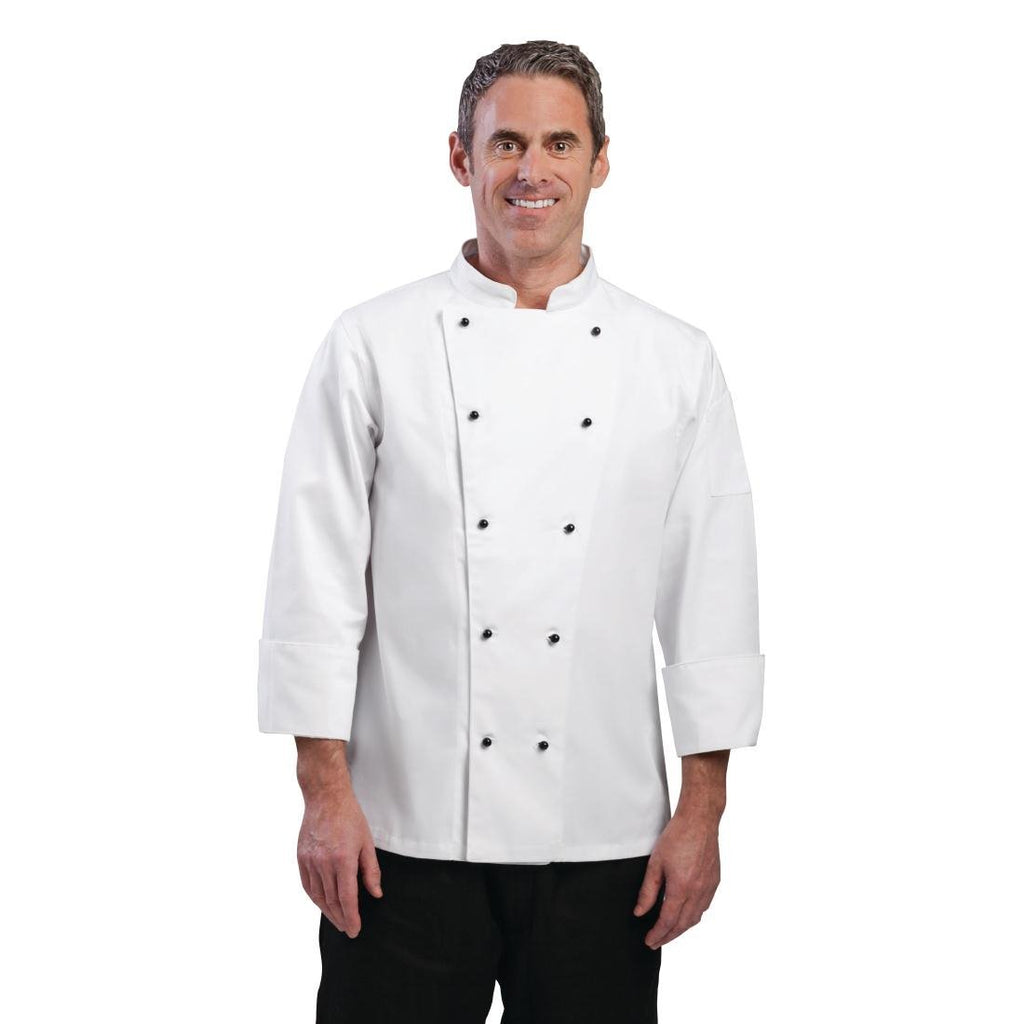 Whites Chicago Chef Jacket Long Sleeve White L