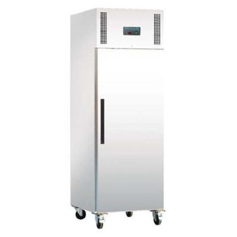 Polar Upright Fridge 600L White
