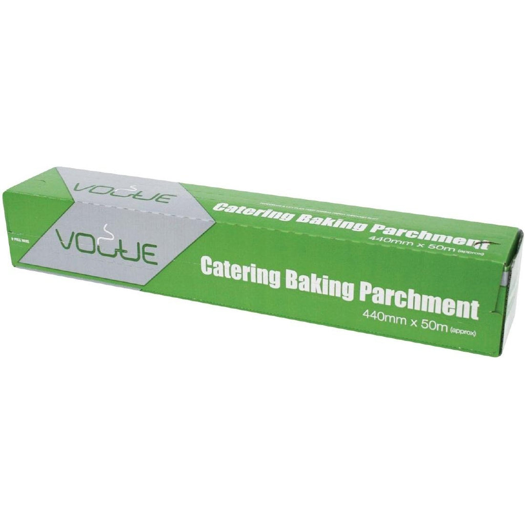 Vogue Baking Parchment 50m x 450mm