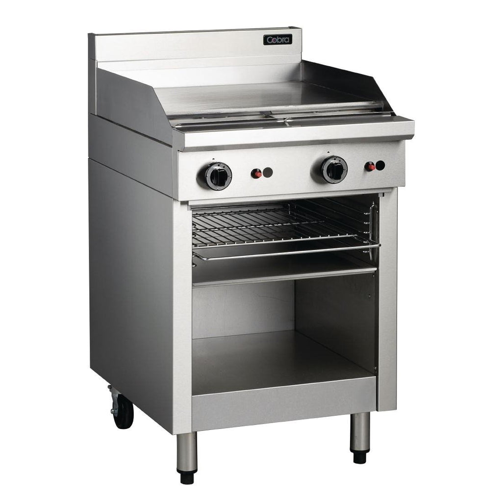 Cobra by Moffat Freestanding Griddle Toaster CT6 NG