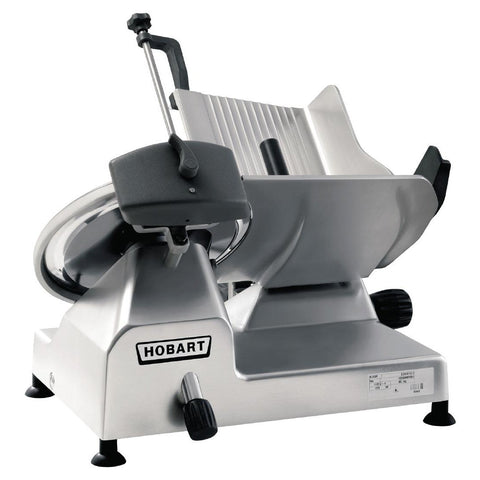 Hobart EDGE Gravity Fed Meat Slicer