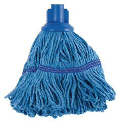 Jantex Bio Fresh Socket Mop Head Blue - icegroup hospitality superstore