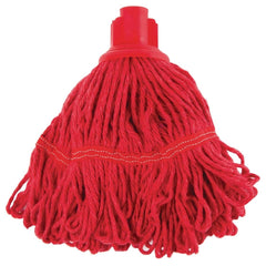 Jantex Bio Fresh Socket Mop Head Red - ICE Group
