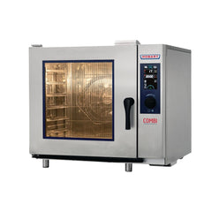Hobart COMBI 6 x 1/1 GN Tray Electric Combi Oven HEJ061E - icegroup hospitality superstore