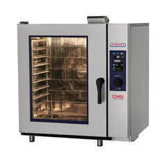 Hobart COMBI 10 x 1/1 GN Tray Electric Combi Oven HEJ101E - icegroup hospitality superstore