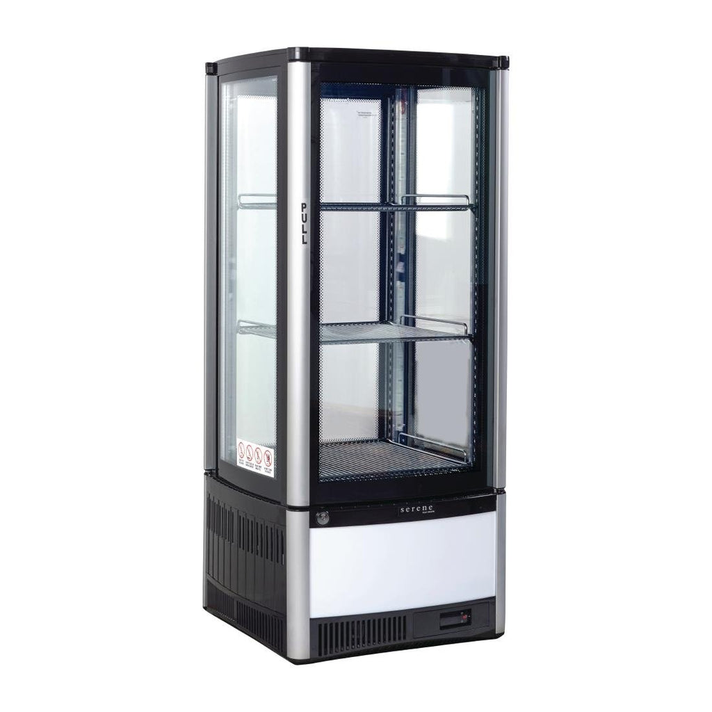 Skope Serene 4 Glass Sided Display Fridge SC112