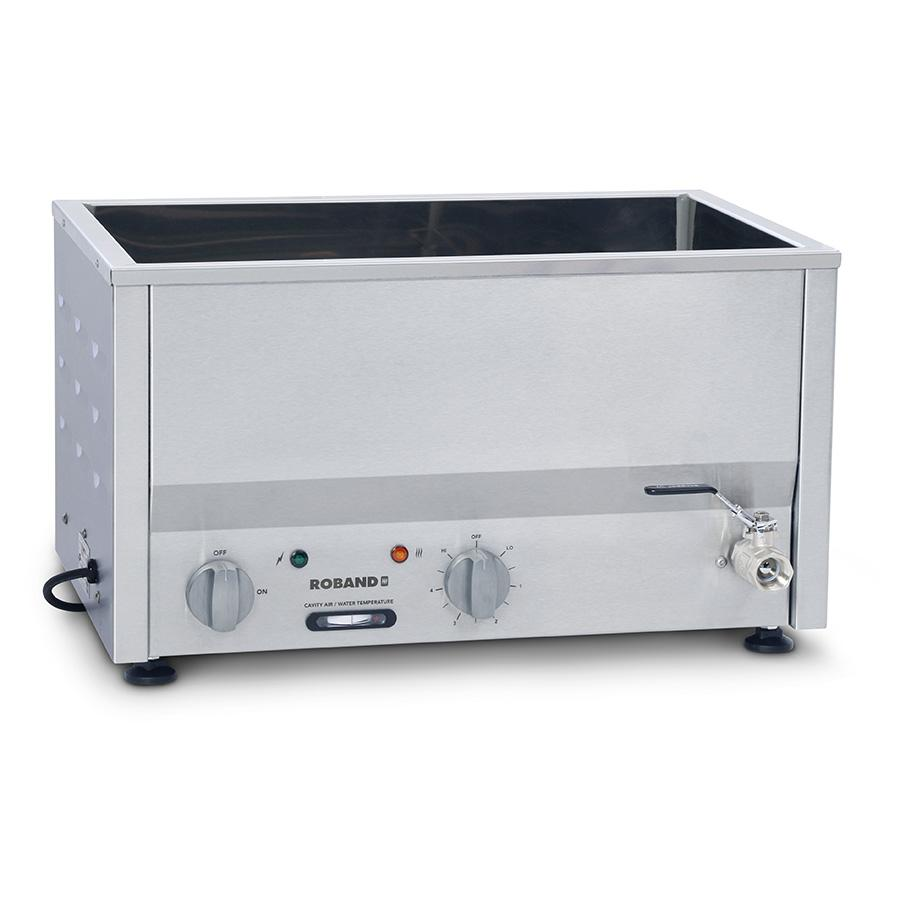 Roband Counter Top Bain Marie 2 x 1/2 GN BM2