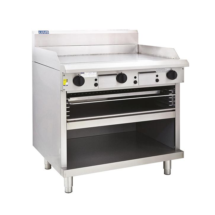 LUUS Professional Griddle Toaster 900mm GTS-9