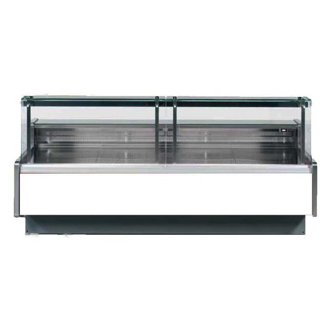 Greenline Tamega Square  Butcher / Deli Display GLTVDSQ2.5