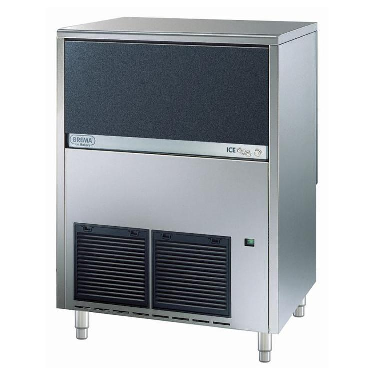 Brema 13g Cube Ice Maker 85kg Production with 40kg Storage CB840A