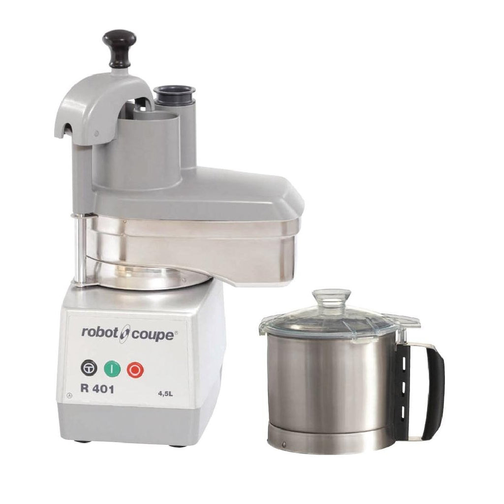 Robot Coupe R401 Food Processor & Veg Prep