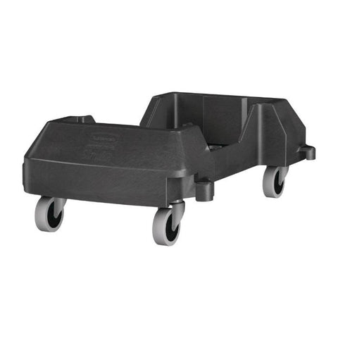 Rubbermaid Slim Jim Container Interlocking Dolly