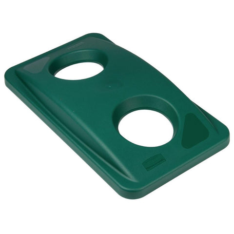 Rubbermaid Slim Jim Green Bottle Lid