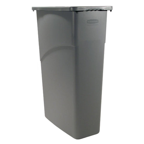 Rubbermaid Slim Jim Waste Bin - 87Ltr