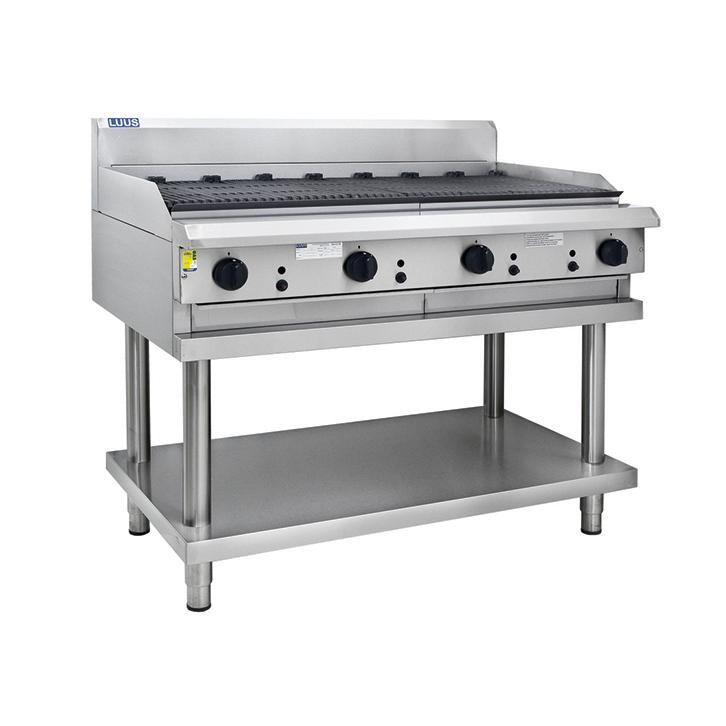 LUUS Professional Chargrill 1200mm CS-12C