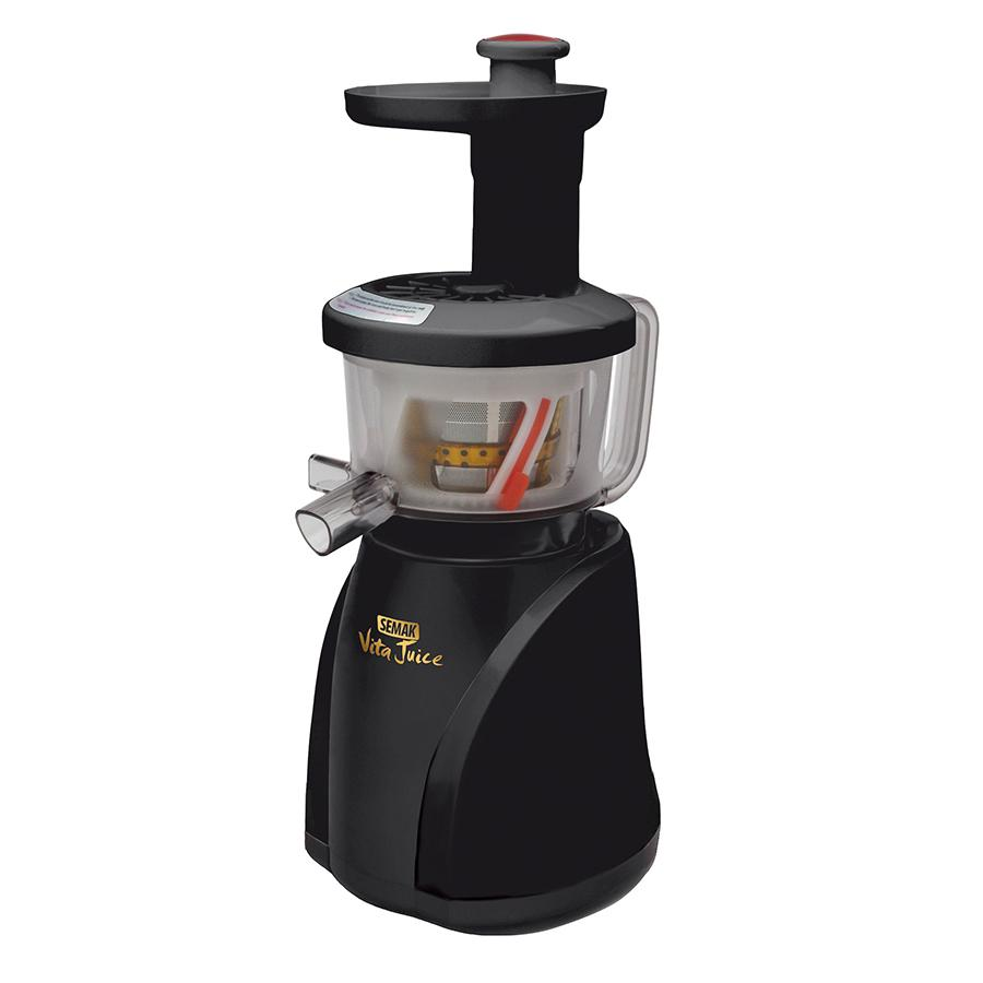 Semak Vitajuice Cold Press Juicer Black