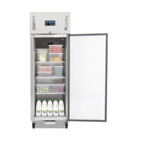 Polar Upright Fridge 600L Stainless Steel - icegroup hospitality superstore