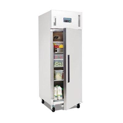 Polar Upright Fridge 600L Stainless Steel